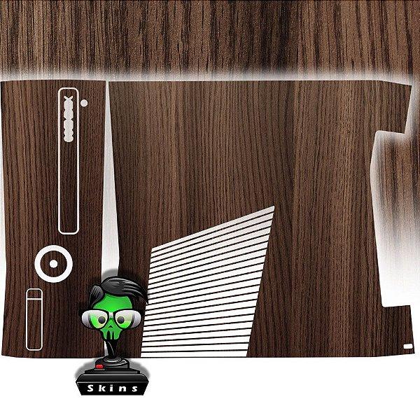 Skin Console XBOX 360 Slim Madeira mod 01