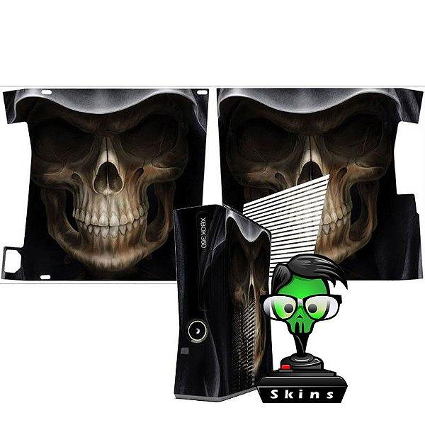 Skin Console XBOX 360 Slim Death mod 01