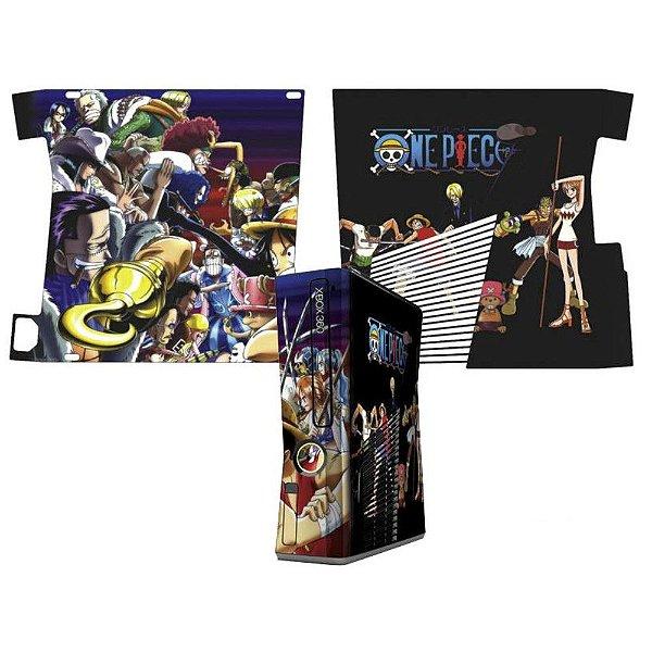 Skin Console XBOX 360 Slim One Piece 2