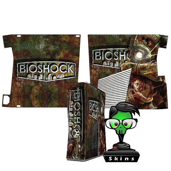 Skin Console XBOX 360 Slim Bioshock