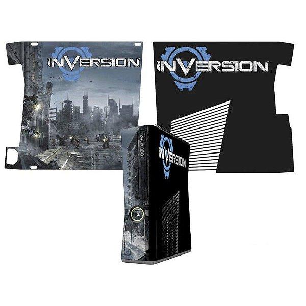 Skin Console XBOX 360 Slim Inversion