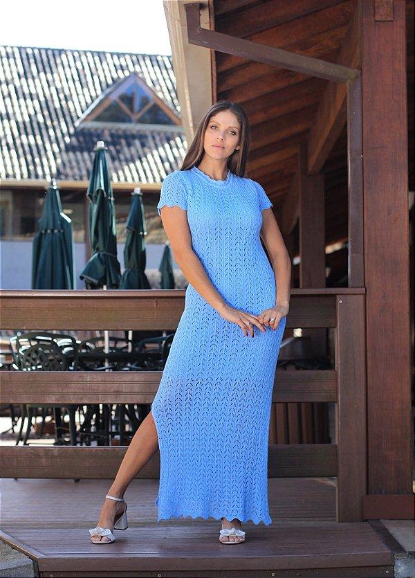 Vestido Sancho Azul