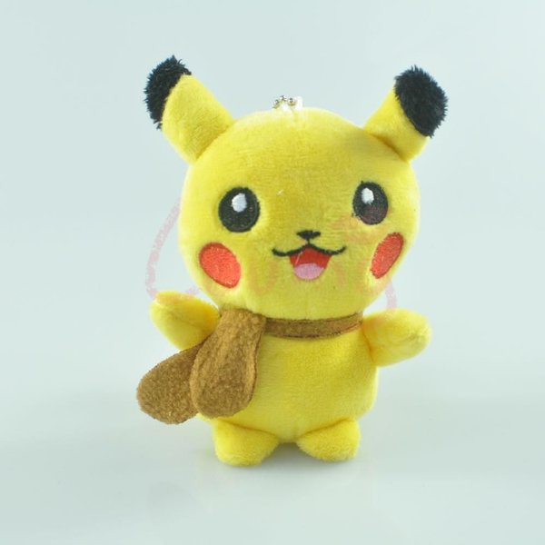 Pikachu Pelúcia Modelo 2 - MugenMundo
