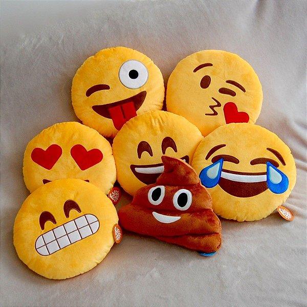 Emojis de Pelúcia pequenos - MugenMundo