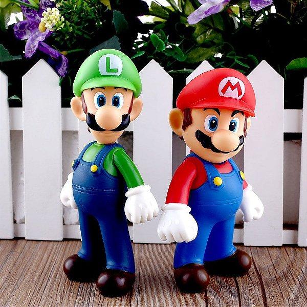 Mario & Luigi Action Figures - MugenMundo