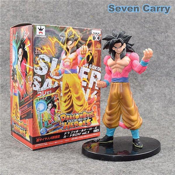 Dragon Ball Heroes Goku Ssj4  V3 - Original - Com Caixa!