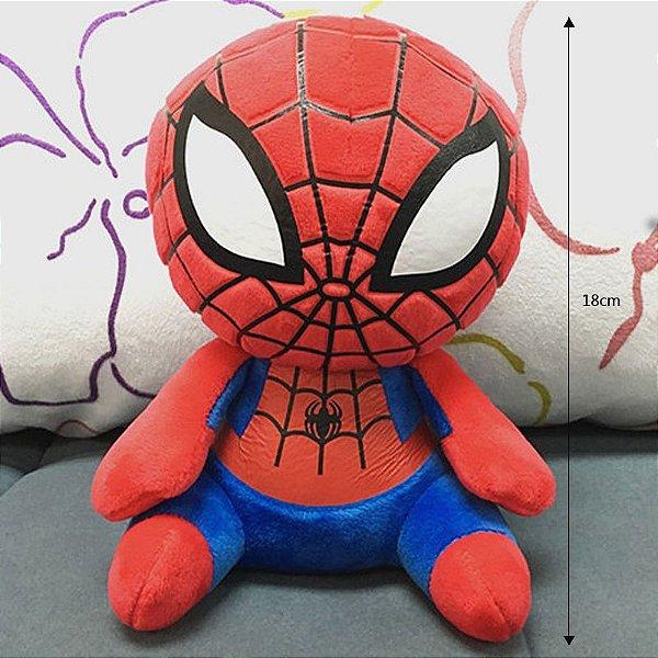Pelúcia Spider-man Homem Aranha - Marvel Mopeez Funko