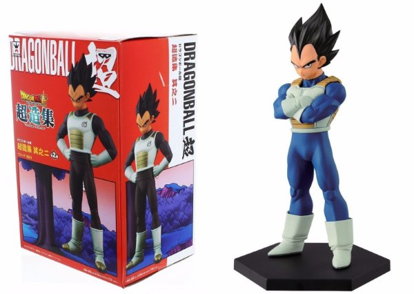 Dragon Ball Z - Dragon Ball Super - Vegeta Banpresto