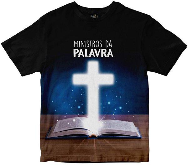 Camiseta Ministros da Palavra Rainha do Brasil
