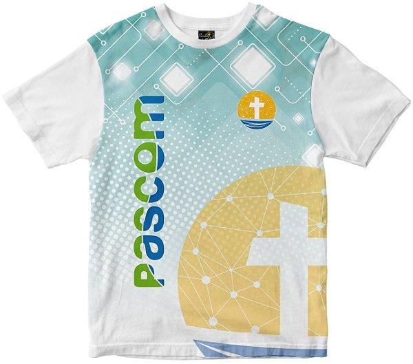 Camiseta Pascom Rainha do Brasil