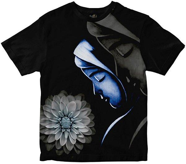 Camiseta Nossa Senhora do Silêncio Rainha do Brasil