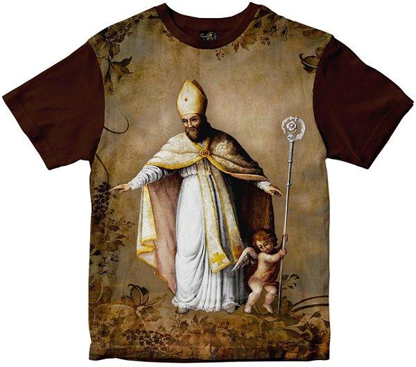 Camiseta Santo Afonso Rainha do Brasil