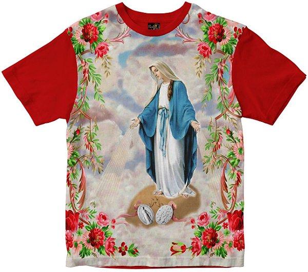 Camiseta Nossa Senhora das Graças Rainha do Brasil