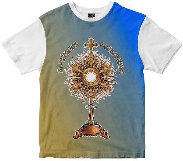 Camiseta Santíssimo Sacramento Rainha do Brasil