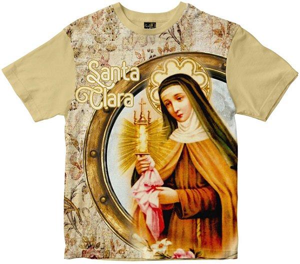 Camiseta Santa Clara Rainha do Brasil