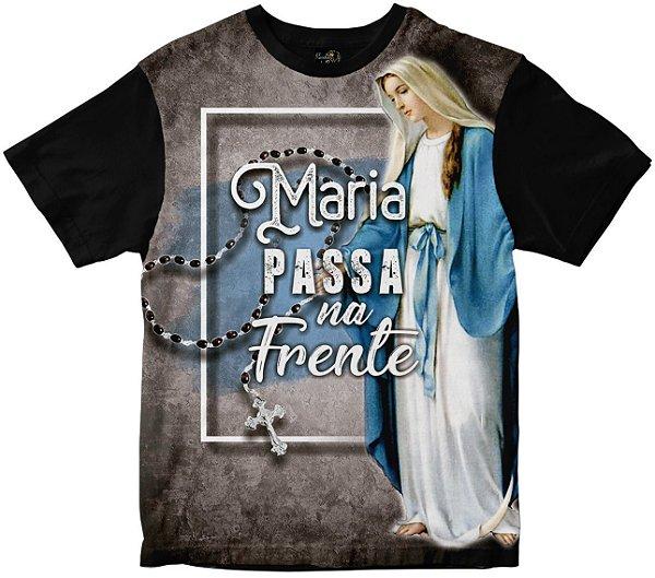 Camiseta Maria Passa na Frente Rainha do Brasil