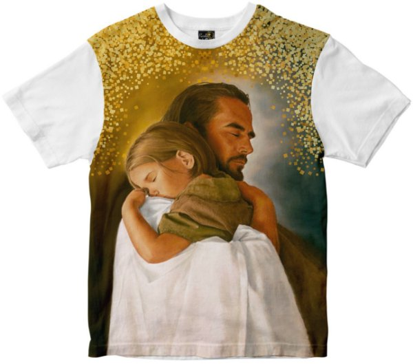 Camiseta O Bom Pastor Rainha do Brasil