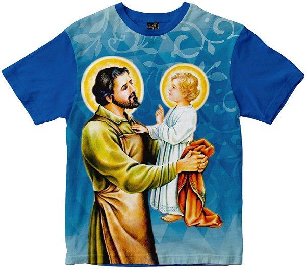 Camiseta São José Rainha do Brasil