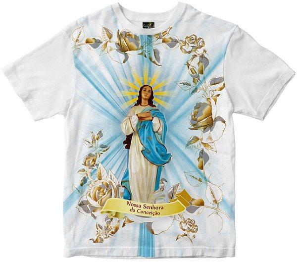 Camiseta N. Sra. da Conceição Rainha do Brasil