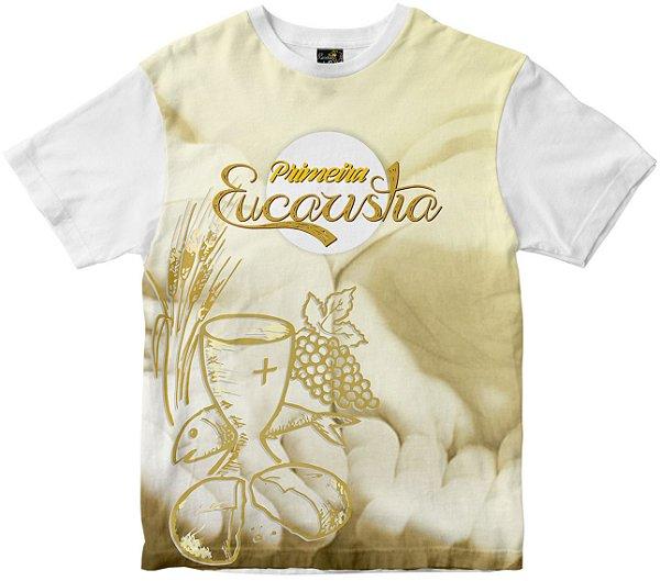 Camiseta de Primeira Eucaristia do Brasil