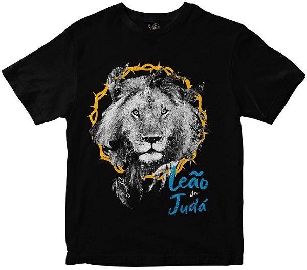 Camiseta Leão de Judá Rainha do Brasil