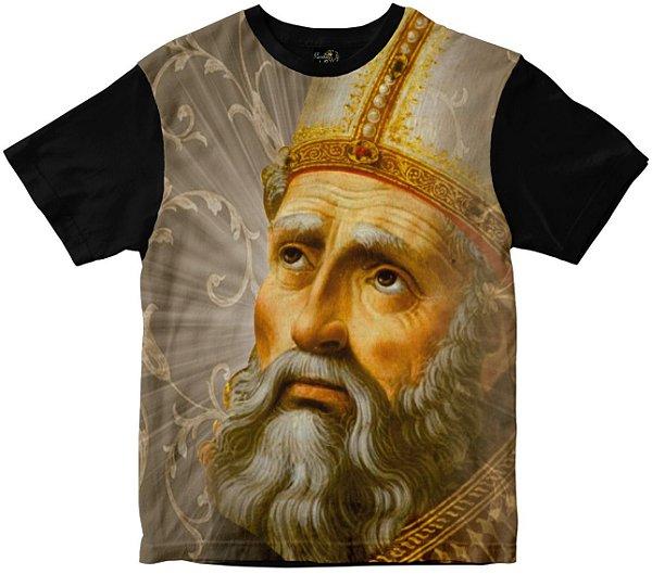 Camiseta Santo Agostinho Rainha do Brasil