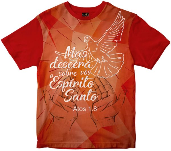 Camiseta Espírito Santo Rainha do Brasil