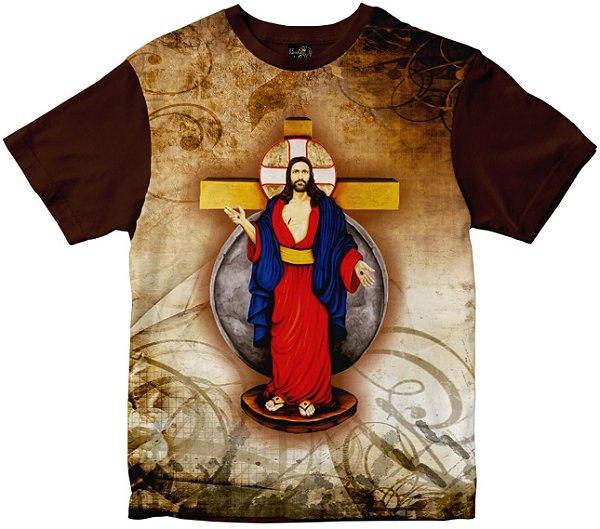 Camiseta Santas Chagas Rainha do Brasil