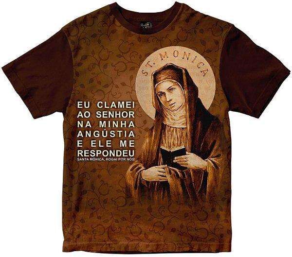 Camiseta Santa Mônica Rainha do Brasil