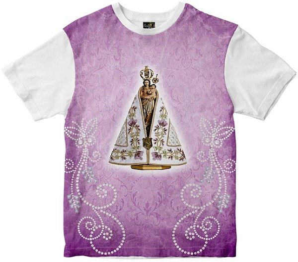 Camiseta Nossa Senhora de Nazaré Rainha do Brasil