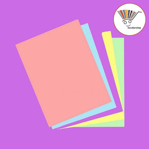 Cartolinas coloridas
