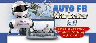 Auto FB Marketer 2.0, A Melhor Solução em Software para Postagem Automática no Facebook!