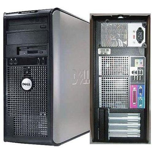 Cpu Dell 380 Core 2 Duo 8gb Ddr3 Ssd 120gb Windows 10 Pró!