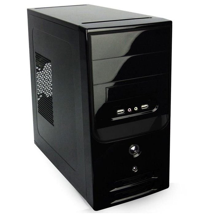 Cpu Montada Celeron Memoria 2GB Ram HD 500GB Windows 7
