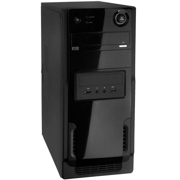 Pc Montado Novo / Celeron / 4gb / Hd 320gb / Windows 10 Pró