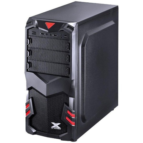 PC Montada Premium Dual Core 4gb 500gb Win10 Brinde Nova