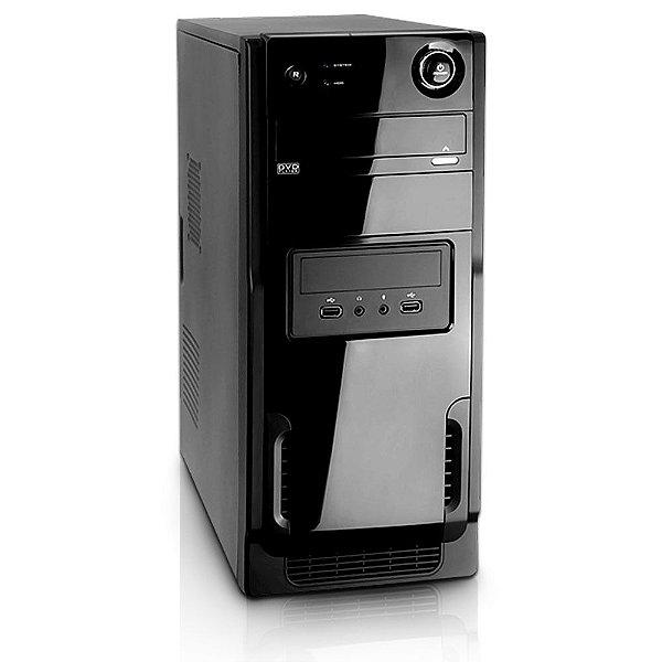 Computador Dual Core 2gb SSd 120gb Windows 10 Nova