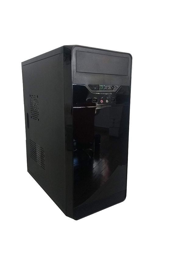 Cpu montada Pentium Dual Core 2gb SSd 480gb Win 7