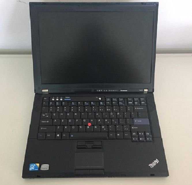Notebook T400 Core 2 Duo 4gb Hd 160gb Win 10 Semi Novo !