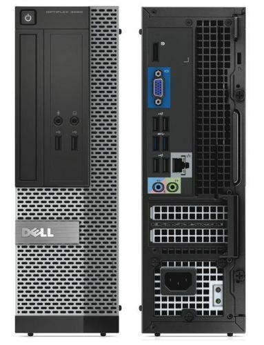 Pc Dell Mini 3020 i3 8gb Ddr3 Hd 500gb Windows 10 - Promoção