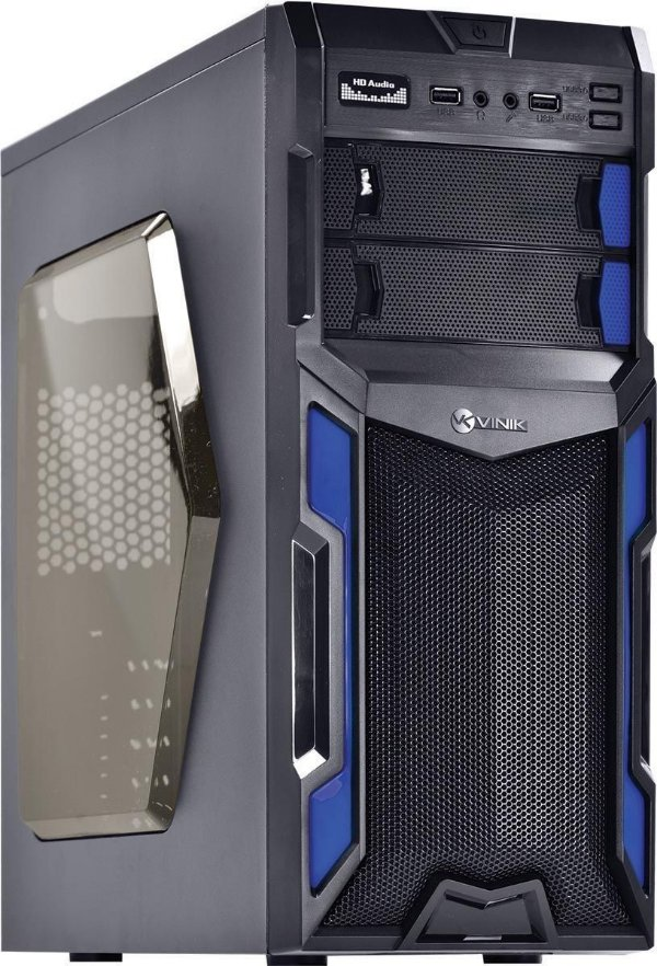 Pc Cpu Star i3 500gb 2gb Ram c/ Win 10 Pró _ Pronta Para Uso