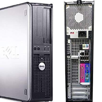 Cpu Dell Core2 3.0ghz 8gb Hd 500 + Wifi - Win10 # Maisbarato