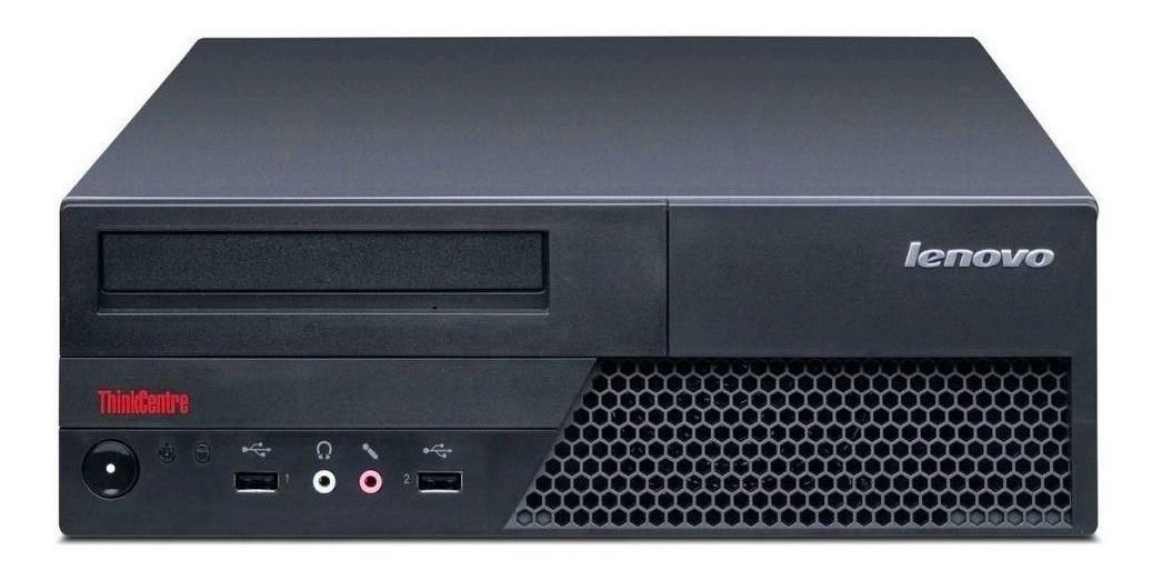 Cpu Lenovo Intel Core 2 Duo 2gb Hd 160 Windows 7