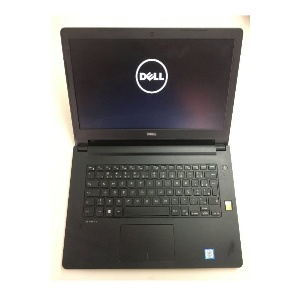 Note Dell Core i3 8gb Ram Hd 500gb Win10 Pró Frete Gratis !