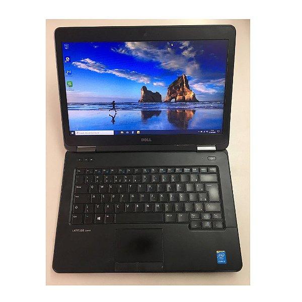 Notebook Dell Latitude E5440 Core i5 4gb Ram Hd 500 Win10 !!