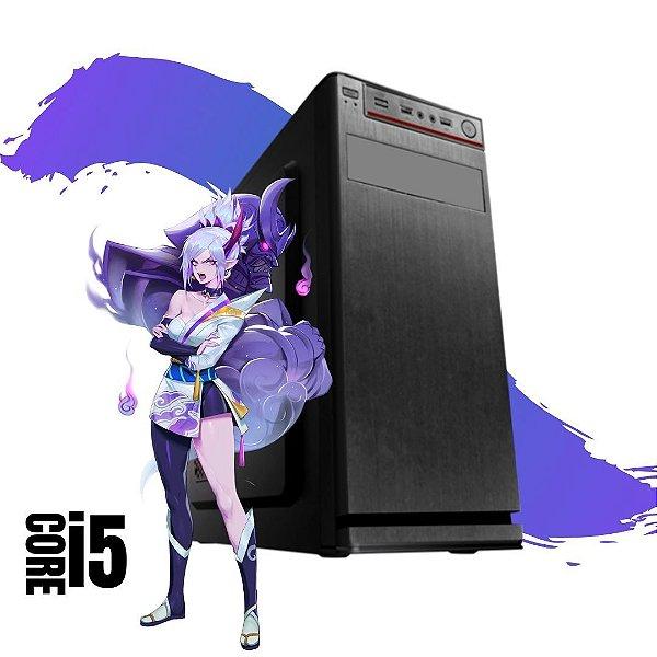 Pc Strong - Gamer Intel Core i5-3570 (3ª Geração) 16gb Ram DDR3 SSd 480gb _ Hd 500gb Windows 10 Pró - Placa de Vídeo 2gb Nvidia
