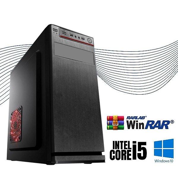 Computador Core i5 4gb Ram Hd 2tb Windows 10 Pró OEM- Gravador de  Dvd - Pacote de Programas Basicos