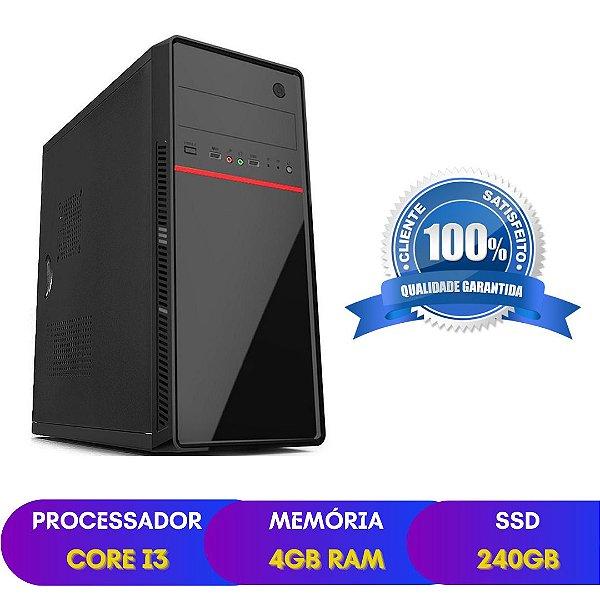 Cpu Core i3 4gb Ssd 240 Windows 10