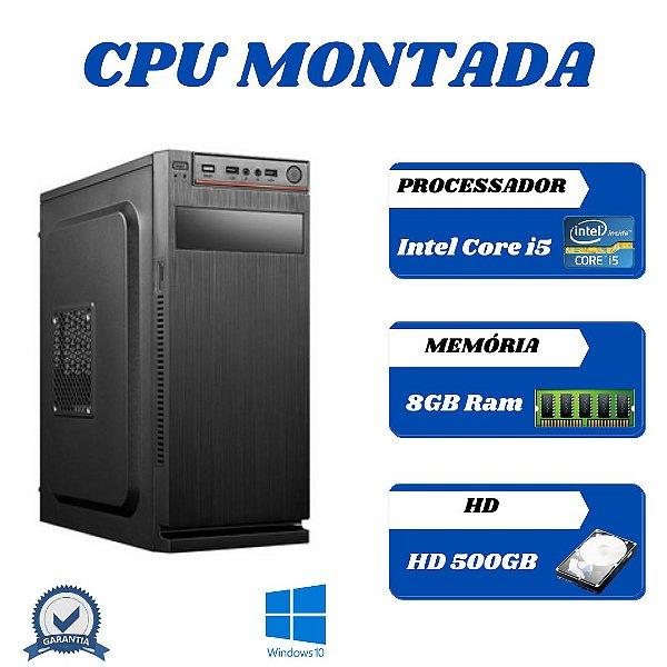 Cpu Core i5 8gb 1tb Windows 10