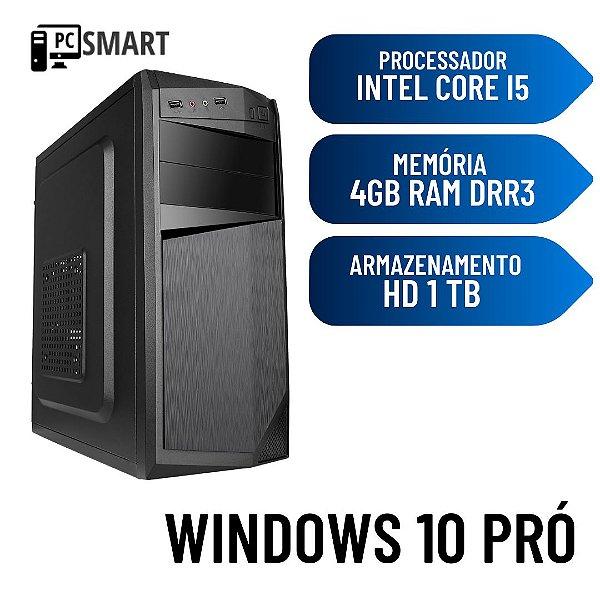 Computador Core i5 4gb Ram Hd 1TB Windows 10 - Programas